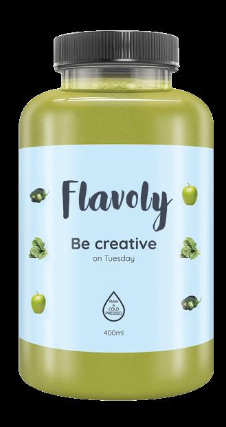Be creative on Tuesday